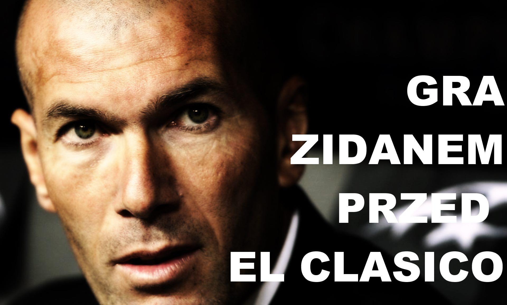 15 Listopada Mecz Gra Zidanem Przed El Clas