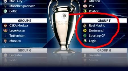Legia w lidze mistrzow