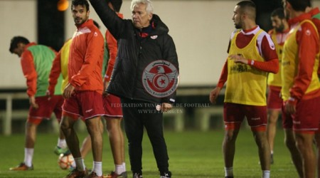 Henry Kasperczak Tunezja