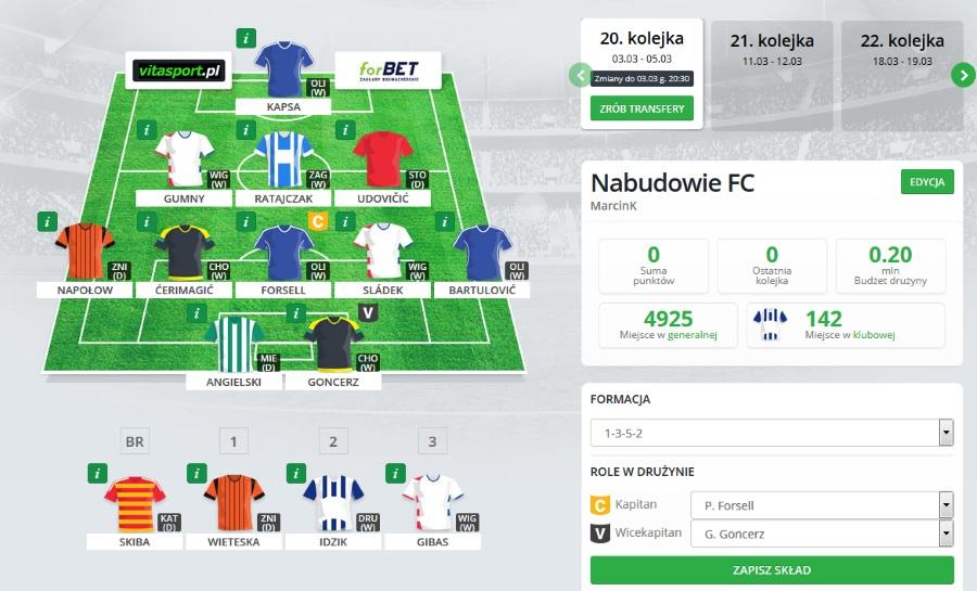Nabudowie FC